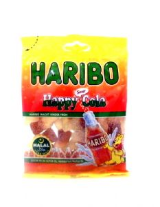 Haribo Sour Happy Cola [Halal] | Buy Online at the Asian Cookshop